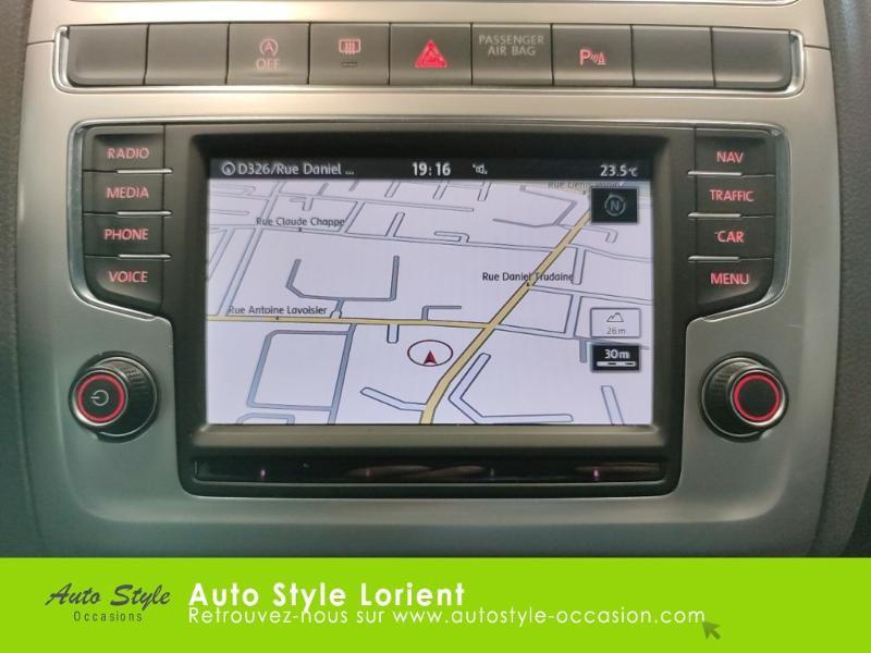 Photo 8 de l'offre de VOLKSWAGEN Polo 1.2 TSI 90ch Sportline 5p à 10990€ chez Autostyle Lorient