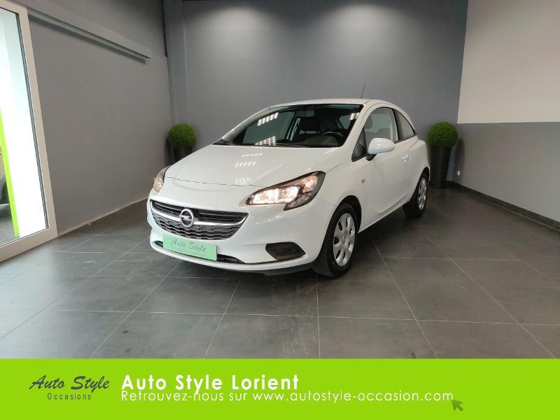 Opel Corsa 1.4 75ch Enjoy 3p Essence BLANC Occasion à vendre