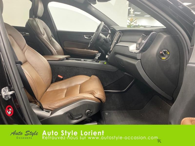 Photo 9 de l'offre de VOLVO XC60 D4 AdBlue AWD 190ch Inscription Luxe Geartronic à 36990€ chez Autostyle Lorient