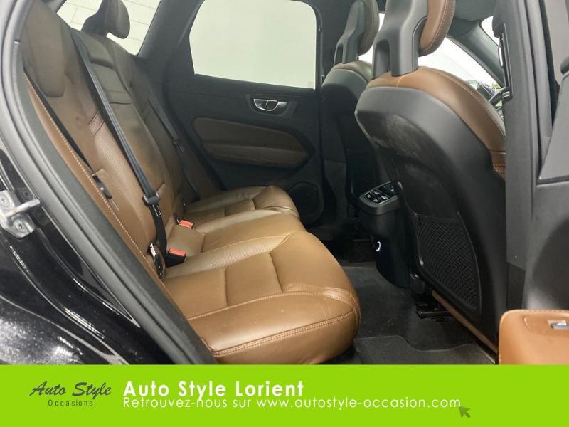 Photo 8 de l'offre de VOLVO XC60 D4 AdBlue AWD 190ch Inscription Luxe Geartronic à 36990€ chez Autostyle Lorient