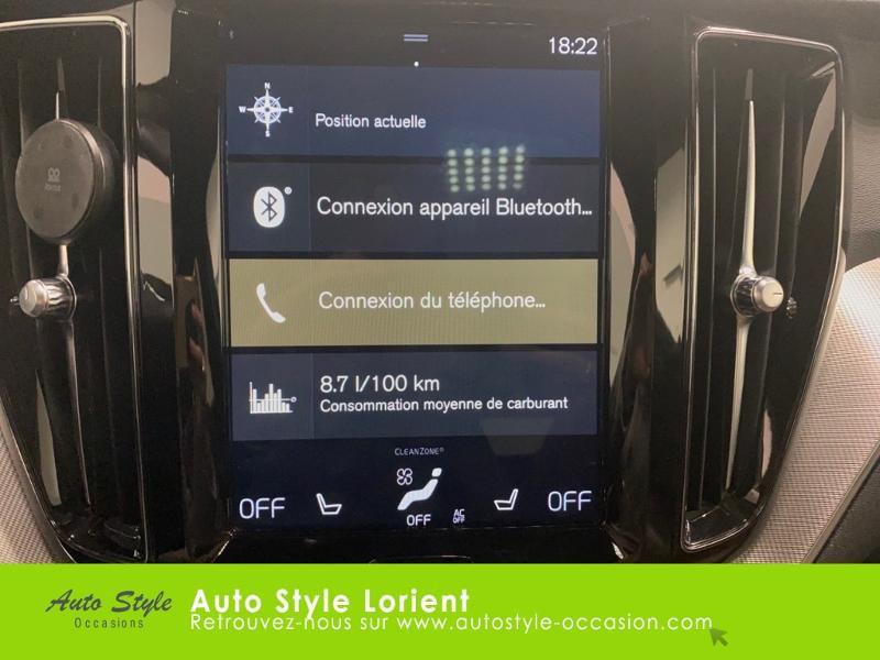 Photo 15 de l'offre de VOLVO XC60 D4 AdBlue AWD 190ch Inscription Luxe Geartronic à 36990€ chez Autostyle Lorient