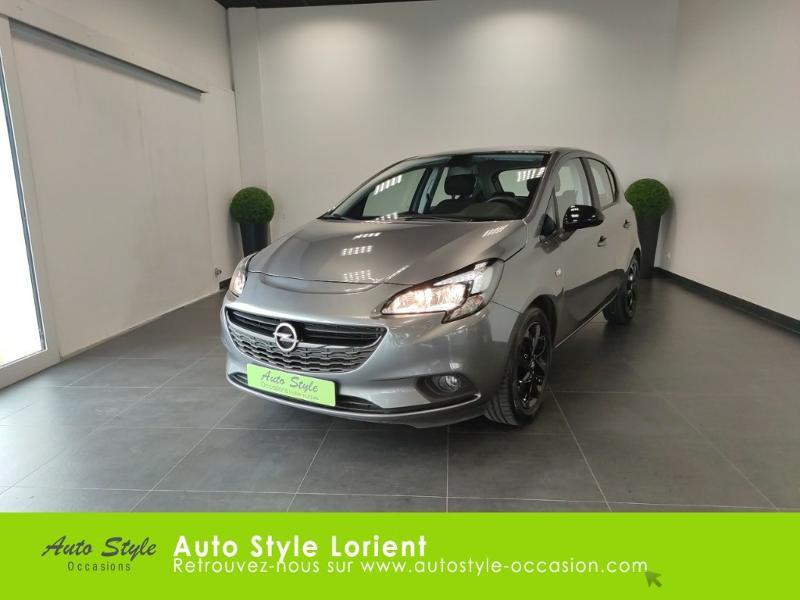 Opel Corsa 1.4 90ch Black Edition Start/Stop 5p Essence GRIS FONCE Occasion à vendre