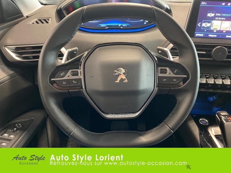Photo 11 de l'offre de PEUGEOT 5008 1.5 BlueHDi 130ch E6.c Allure S&S EAT8 à 27480€ chez Autostyle Lorient