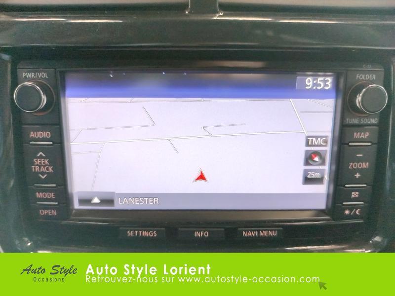 Photo 8 de l'offre de CITROEN C4 AirCross 1.6 e-HDi115 4x2 Feel Edition à 11980€ chez Autostyle Lorient
