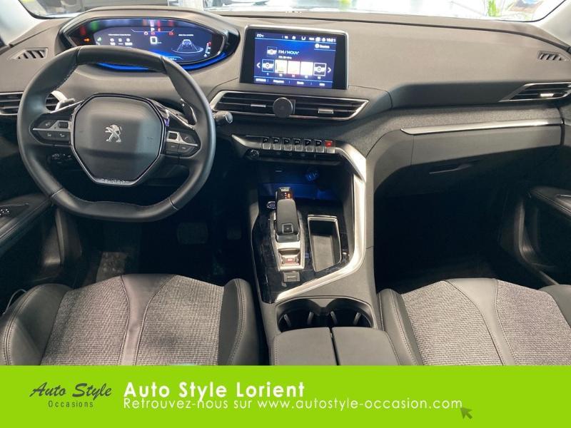Photo 10 de l'offre de PEUGEOT 5008 1.5 BlueHDi 130ch E6.c Allure S&S EAT8 à 27480€ chez Autostyle Lorient