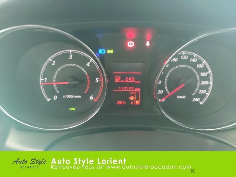 Photo 9 de l'offre de CITROEN C4 AirCross 1.6 e-HDi115 4x2 Feel Edition à 11980€ chez Autostyle Lorient