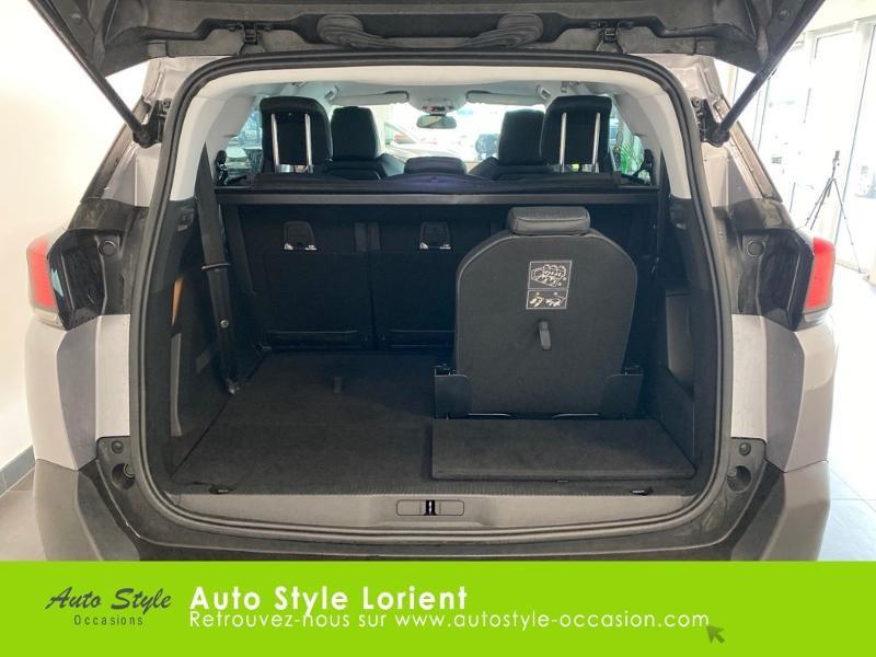 Photo 7 de l'offre de PEUGEOT 5008 1.5 BlueHDi 130ch E6.c Allure S&S EAT8 à 27480€ chez Autostyle Lorient