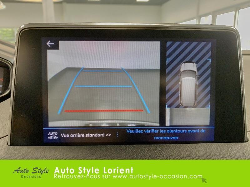 Photo 18 de l'offre de PEUGEOT 5008 1.5 BlueHDi 130ch E6.c Allure S&S EAT8 à 27480€ chez Autostyle Lorient