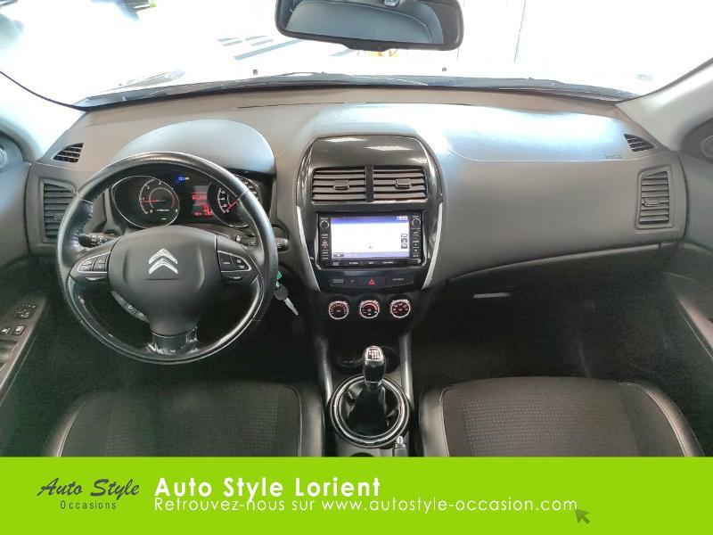 Photo 6 de l'offre de CITROEN C4 AirCross 1.6 e-HDi115 4x2 Feel Edition à 11980€ chez Autostyle Lorient