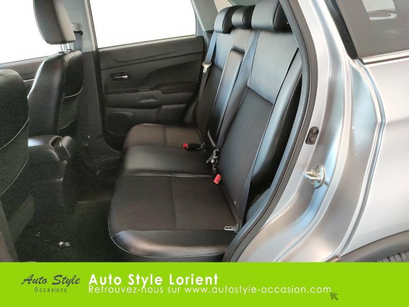 Photo 11 de l'offre de CITROEN C4 AirCross 1.6 e-HDi115 4x2 Feel Edition à 11980€ chez Autostyle Lorient