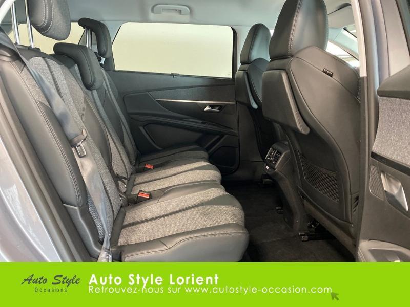 Photo 8 de l'offre de PEUGEOT 5008 1.5 BlueHDi 130ch E6.c Allure S&S EAT8 à 27480€ chez Autostyle Lorient