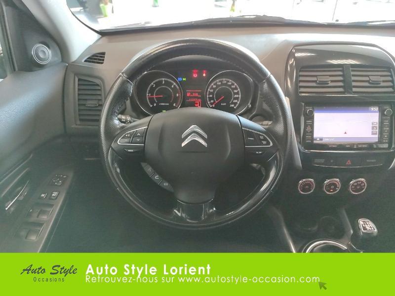 Photo 7 de l'offre de CITROEN C4 AirCross 1.6 e-HDi115 4x2 Feel Edition à 11980€ chez Autostyle Lorient