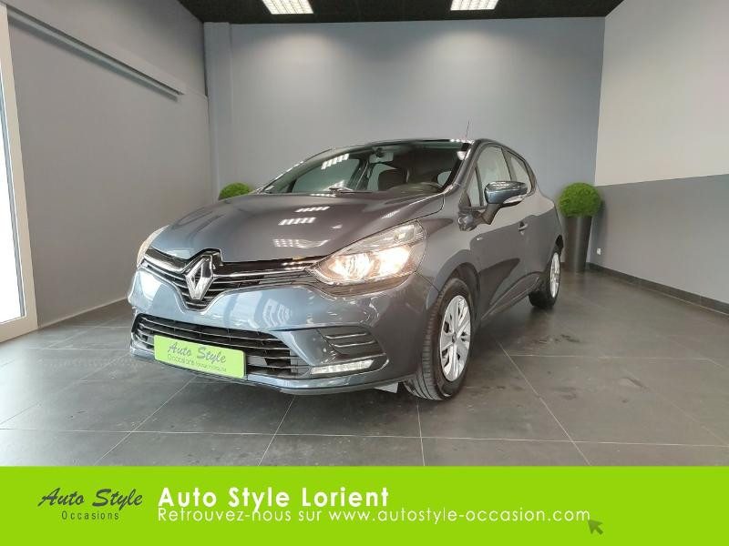 Renault Clio 0.9 TCe 75ch energy Trend 5p Euro6c Essence GRIS FONCE Occasion à vendre