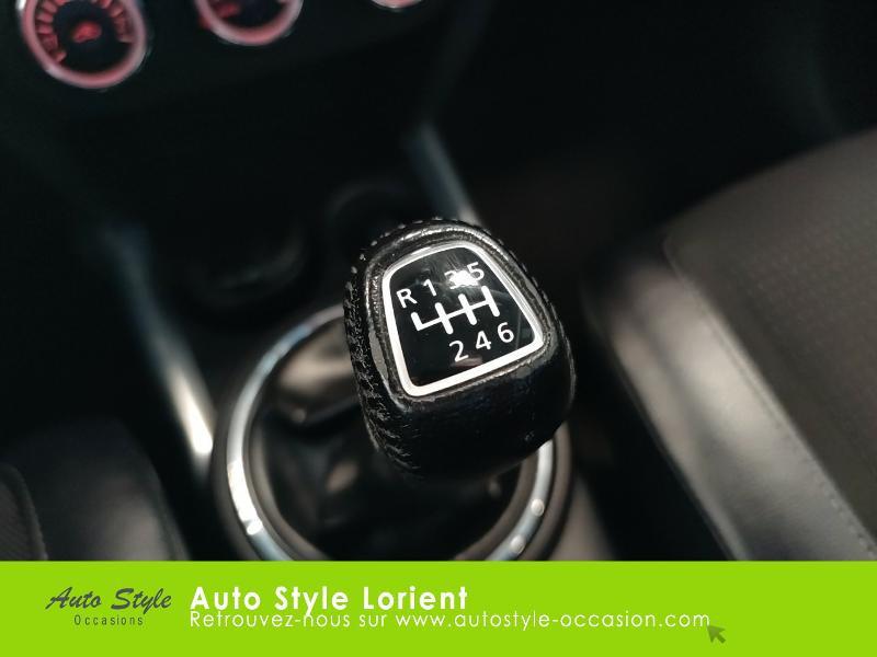 Photo 10 de l'offre de CITROEN C4 AirCross 1.6 e-HDi115 4x2 Feel Edition à 11980€ chez Autostyle Lorient
