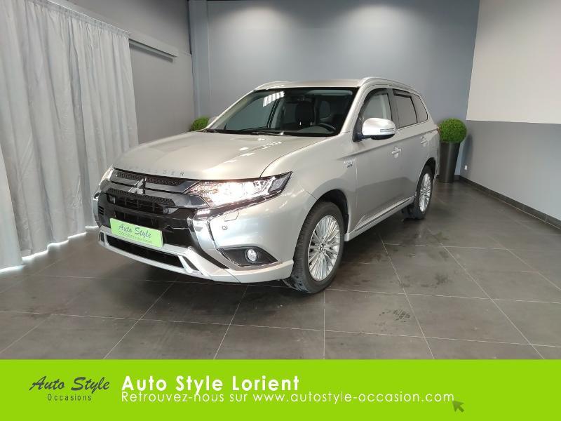 Mitsubishi Outlander PHEV Twin Motor Business 4WD Hybride GRIS METAL Occasion à vendre