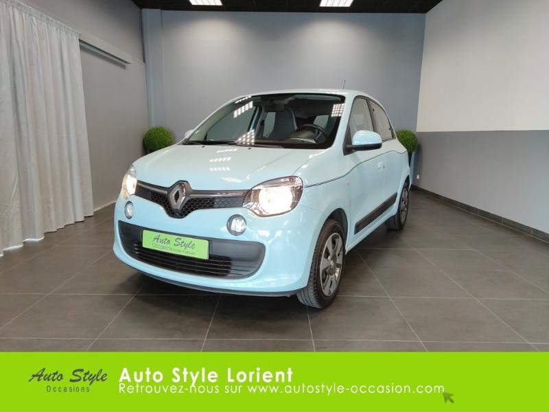 Renault Twingo 1.0 SCe 70ch Zen Essence Bleu Occasion à vendre