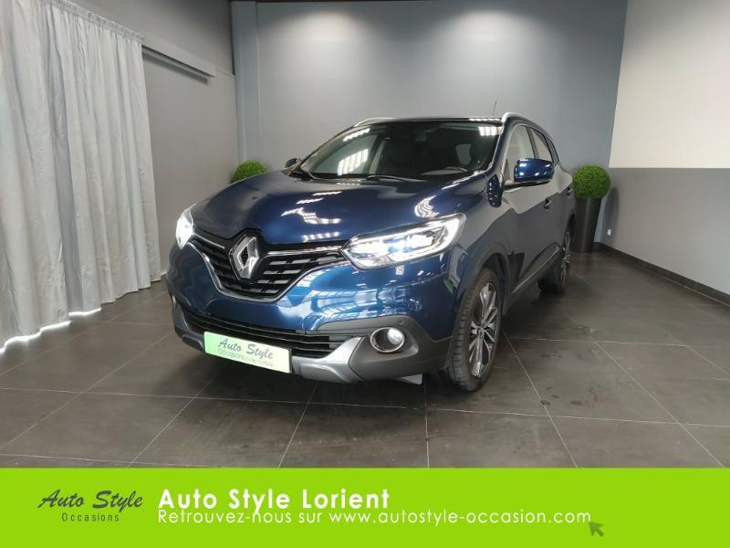 Renault Kadjar 1.2 TCe 130ch energy Intens Essence Bleu Occasion à vendre