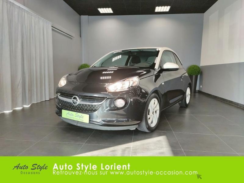 Opel Adam 1.4 Twinport 87ch Glam Start/Stop Essence NOIR Occasion à vendre