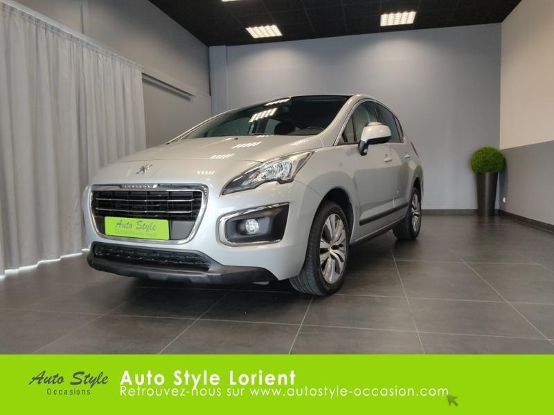 Peugeot 3008 1.6 HDi115 FAP Active Diesel GRIS CLAIR Occasion à vendre