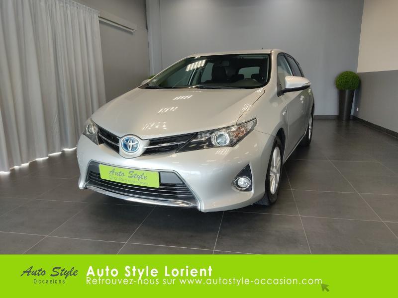 Toyota Auris HSD 136h Dynamic 15 5p Hybride GRIS Occasion à vendre