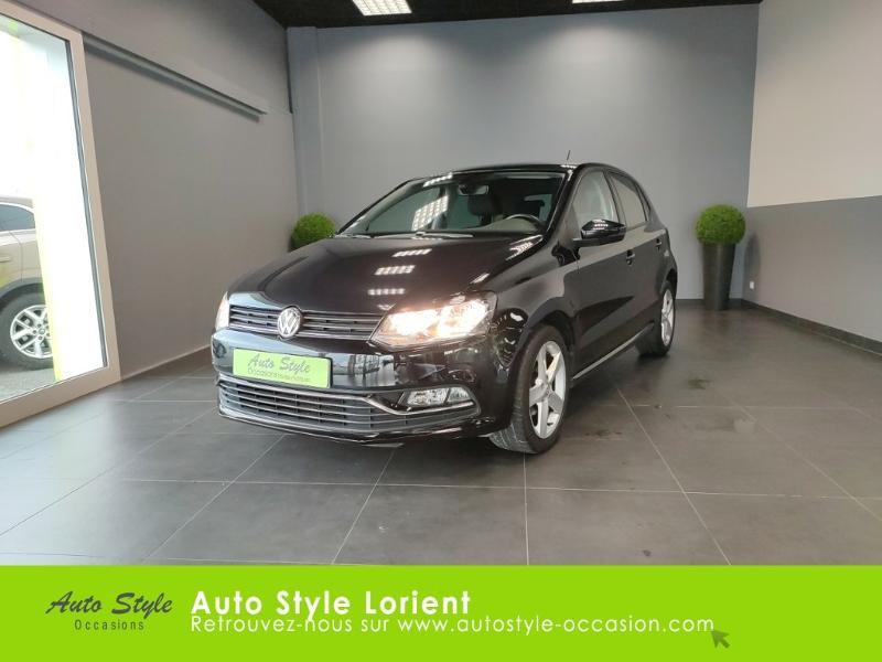 Photo 1 de l'offre de VOLKSWAGEN Polo 1.2 TSI 90ch Sportline 5p à 10990€ chez Autostyle Lorient
