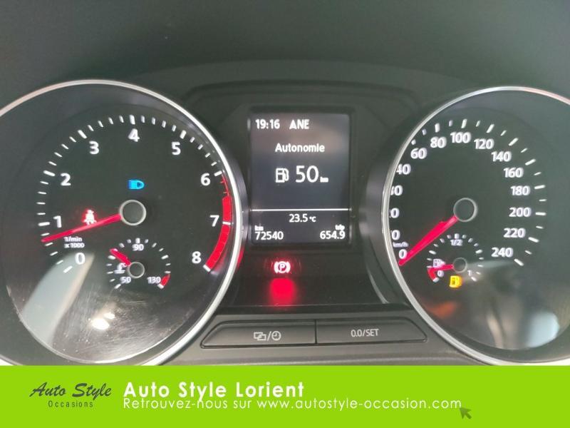 Photo 9 de l'offre de VOLKSWAGEN Polo 1.2 TSI 90ch Sportline 5p à 10990€ chez Autostyle Lorient