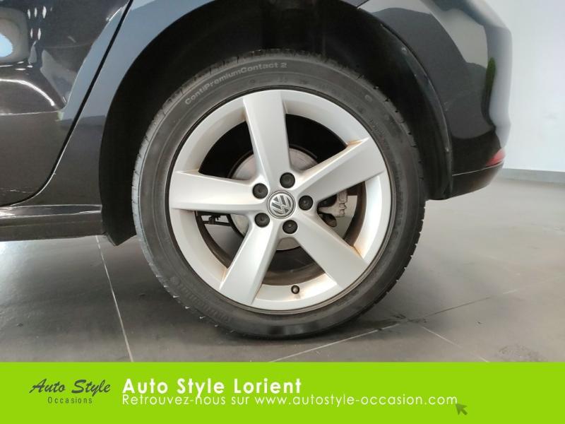 Photo 16 de l'offre de VOLKSWAGEN Polo 1.2 TSI 90ch Sportline 5p à 10990€ chez Autostyle Lorient