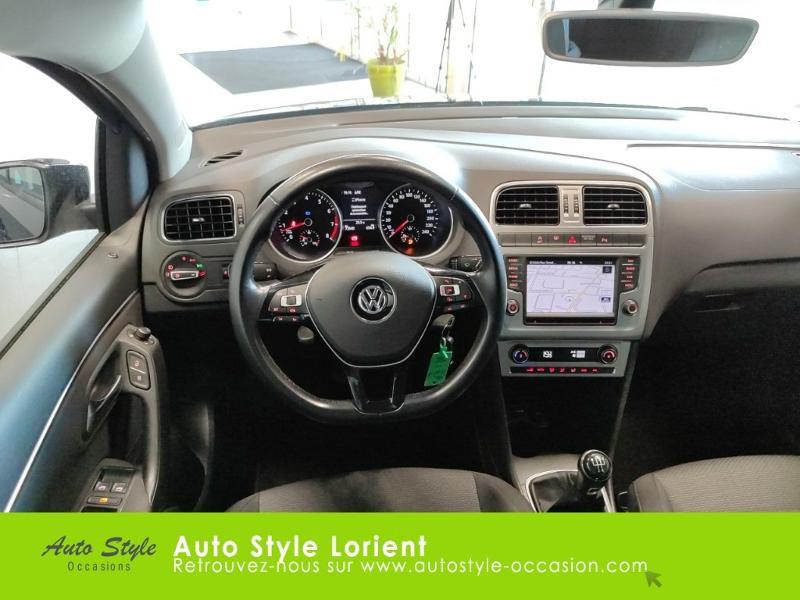 Photo 7 de l'offre de VOLKSWAGEN Polo 1.2 TSI 90ch Sportline 5p à 10990€ chez Autostyle Lorient