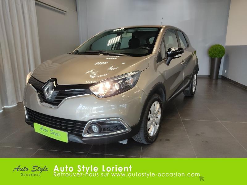 Renault Captur 0.9 TCe 90ch Stop&Start energy Zen eco² Essence BEIGE METAL Occasion à vendre