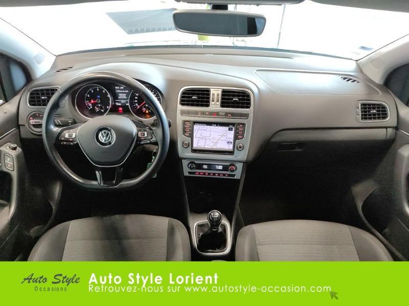 Photo 6 de l'offre de VOLKSWAGEN Polo 1.2 TSI 90ch Sportline 5p à 10990€ chez Autostyle Lorient