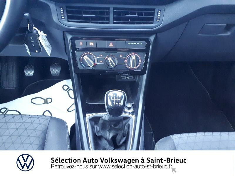 Photo 10 de l'offre de VOLKSWAGEN T-Cross 1.0 TSI 115ch Lounge à 17990€ chez Sélection Auto - Volkswagen Saint Brieuc