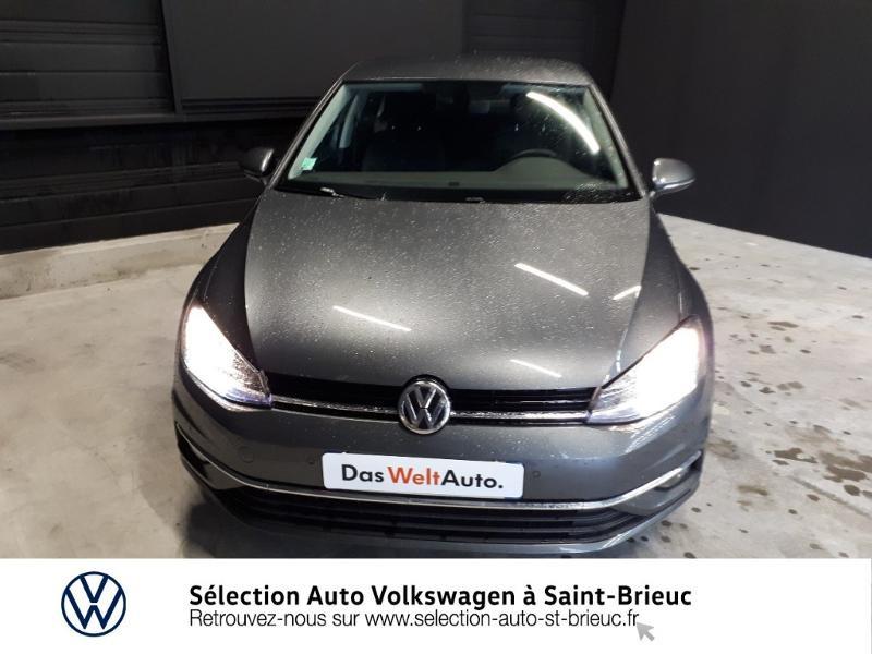Photo 5 de l'offre de VOLKSWAGEN Golf 1.6 TDI 115ch FAP Confortline Business 5p à 18990€ chez Sélection Auto - Volkswagen Saint Brieuc