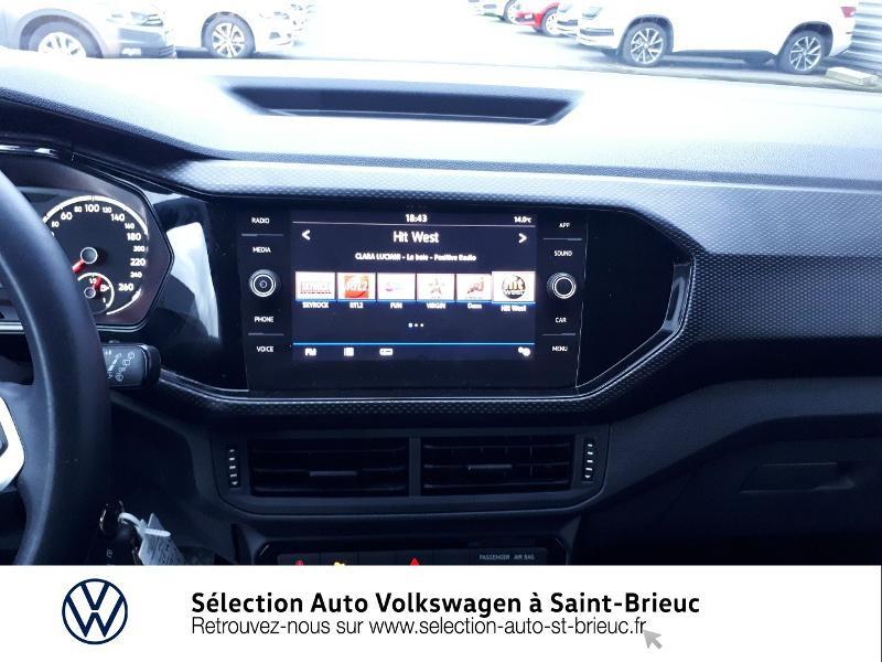 Photo 8 de l'offre de VOLKSWAGEN T-Cross 1.0 TSI 115ch Lounge à 17990€ chez Sélection Auto - Volkswagen Saint Brieuc
