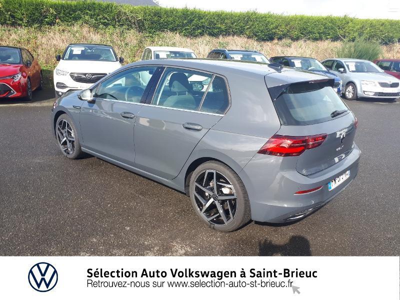 Photo 3 de l'offre de VOLKSWAGEN Golf 1.5 eTSI OPF 150ch Style 1st DSG7 à 26990€ chez Garage de l'Avenir - SKODA Saint Brieuc