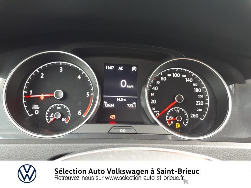 Photo 9 de l'offre de VOLKSWAGEN Golf 1.6 TDI 115ch FAP Confortline Business 5p à 18990€ chez Sélection Auto - Volkswagen Saint Brieuc