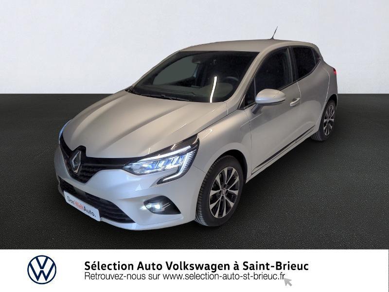 Renault Clio 1.3 TCe 130ch FAP Intens EDC Essence GRIS Occasion à vendre