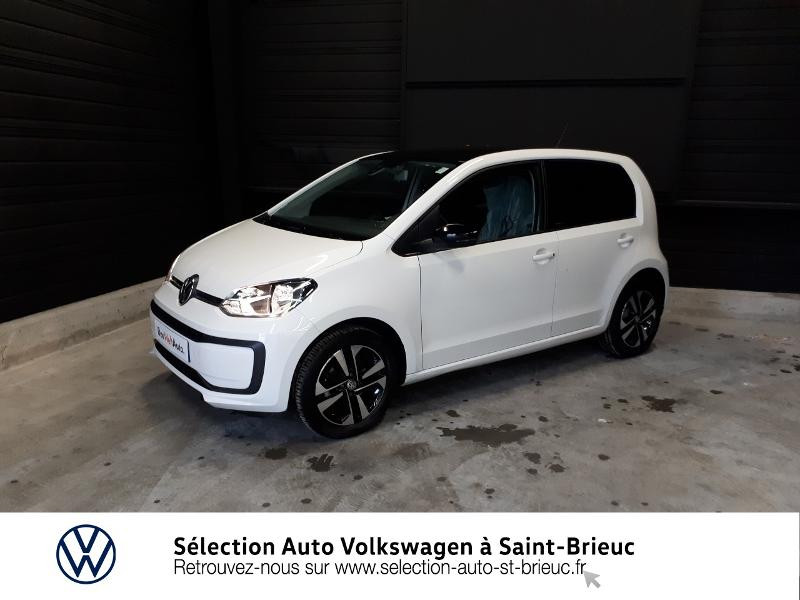 Photo 18 de l'offre de VOLKSWAGEN up! 1.0 60ch BlueMotion Technology IQ.Drive 5p Euro6d-T à 10990€ chez Garage de l'Avenir - SKODA Saint Brieuc