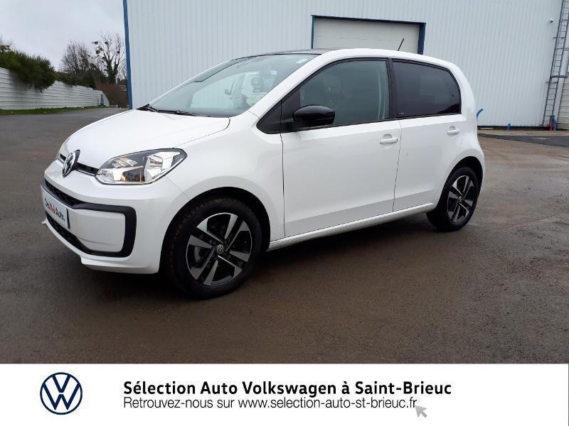 Photo 17 de l'offre de VOLKSWAGEN up! 1.0 60ch BlueMotion Technology IQ.Drive 5p Euro6d-T à 10990€ chez Garage de l'Avenir - SKODA Saint Brieuc