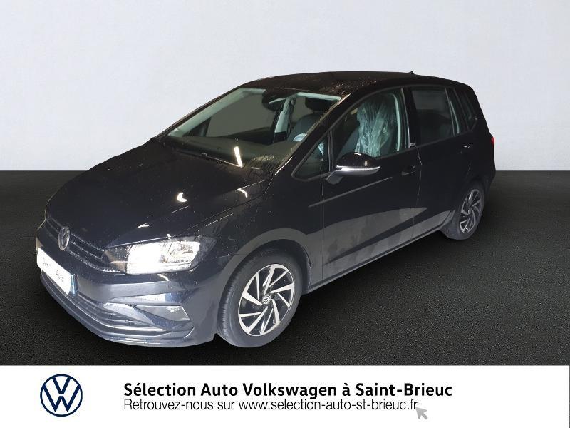 Volkswagen Golf Sportsvan 1.0 TSI 110ch BlueMotion Technology Connect Essence NOIR INTENSE NACRE Occasion à vendre