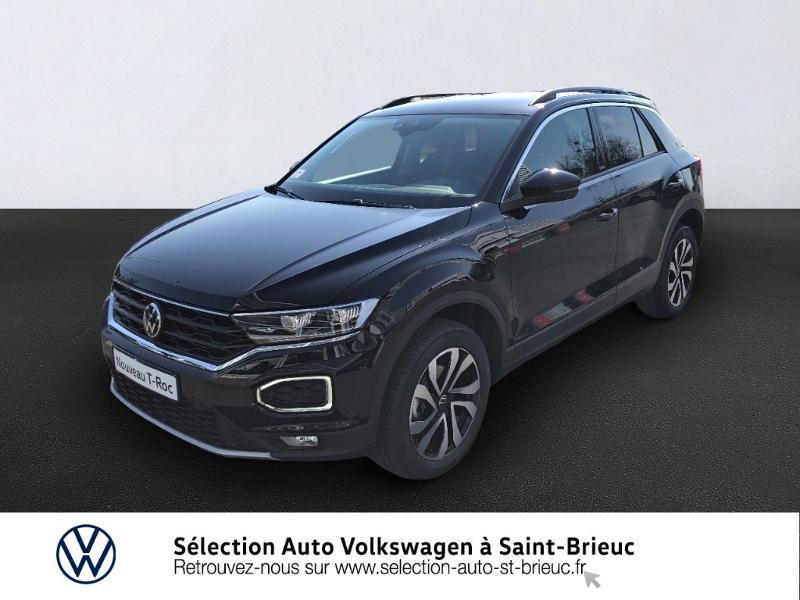 Volkswagen T-Roc 2.0 TDI 115ch Active S&S Diesel NOIR INTENSE METAL Occasion à vendre