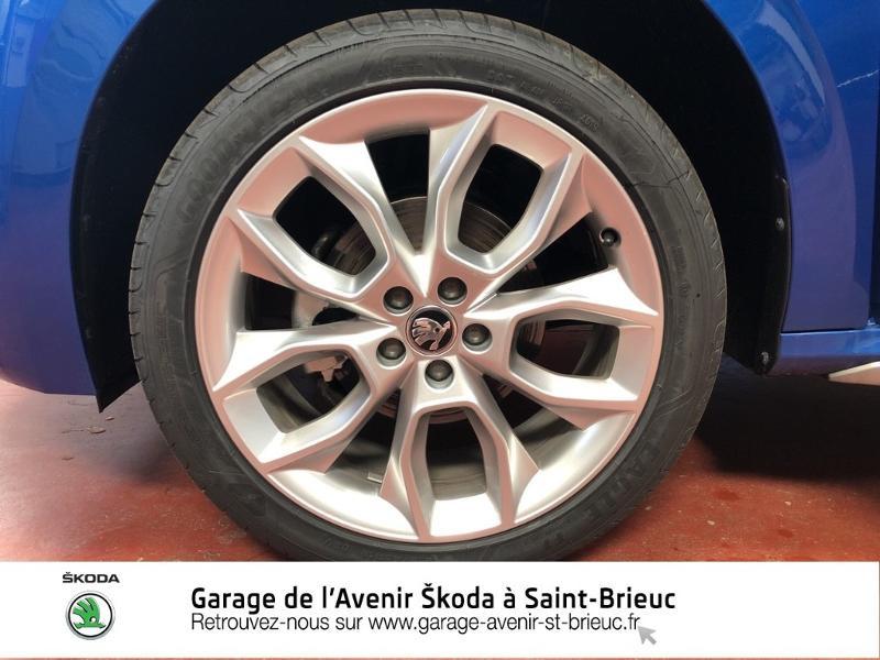 Photo 14 de l'offre de SKODA Kamiq 1.5 TSI 150ch Style DSG7 à 26990€ chez Garage de l'Avenir - SKODA Saint Brieuc