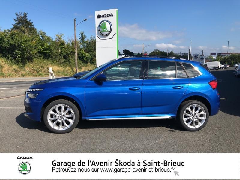 Photo 2 de l'offre de SKODA Kamiq 1.5 TSI 150ch Style DSG7 à 26990€ chez Garage de l'Avenir - SKODA Saint Brieuc