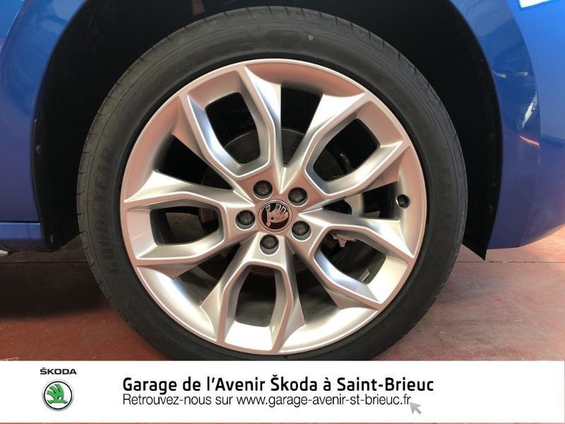Photo 13 de l'offre de SKODA Kamiq 1.5 TSI 150ch Style DSG7 à 26990€ chez Garage de l'Avenir - SKODA Saint Brieuc