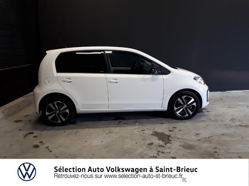 Photo 4 de l'offre de VOLKSWAGEN up! 1.0 60ch BlueMotion Technology IQ.Drive 5p Euro6d-T à 10990€ chez Garage de l'Avenir - SKODA Saint Brieuc