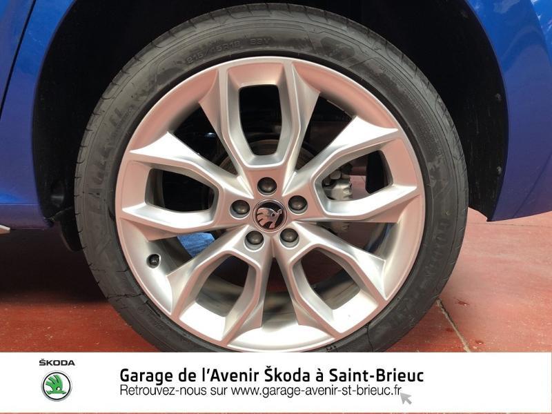 Photo 15 de l'offre de SKODA Kamiq 1.5 TSI 150ch Style DSG7 à 26990€ chez Garage de l'Avenir - SKODA Saint Brieuc