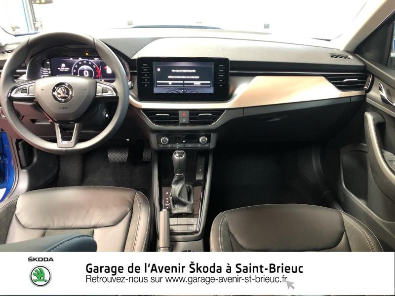 Photo 5 de l'offre de SKODA Kamiq 1.5 TSI 150ch Style DSG7 à 26990€ chez Garage de l'Avenir - SKODA Saint Brieuc