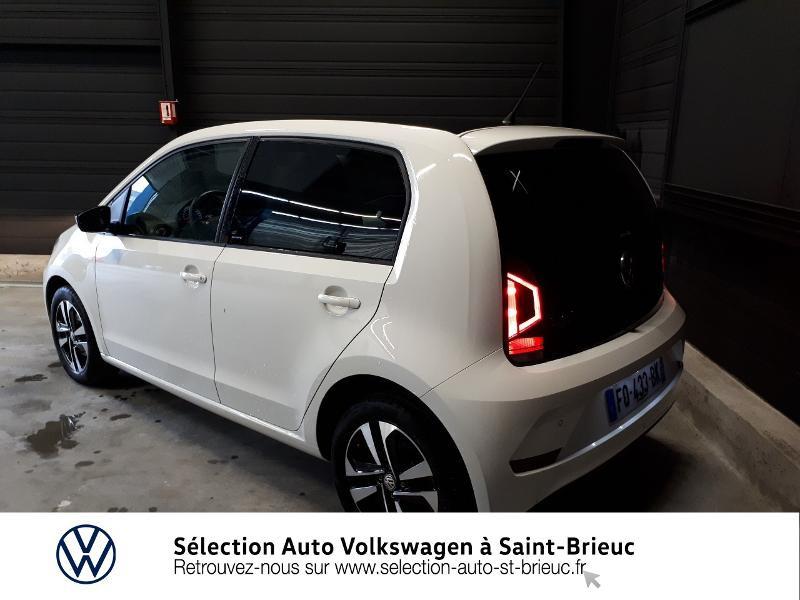 Photo 3 de l'offre de VOLKSWAGEN up! 1.0 60ch BlueMotion Technology IQ.Drive 5p Euro6d-T à 10990€ chez Garage de l'Avenir - SKODA Saint Brieuc