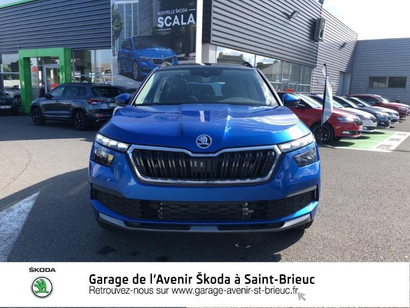 Photo 4 de l'offre de SKODA Kamiq 1.5 TSI 150ch Style DSG7 à 26990€ chez Garage de l'Avenir - SKODA Saint Brieuc