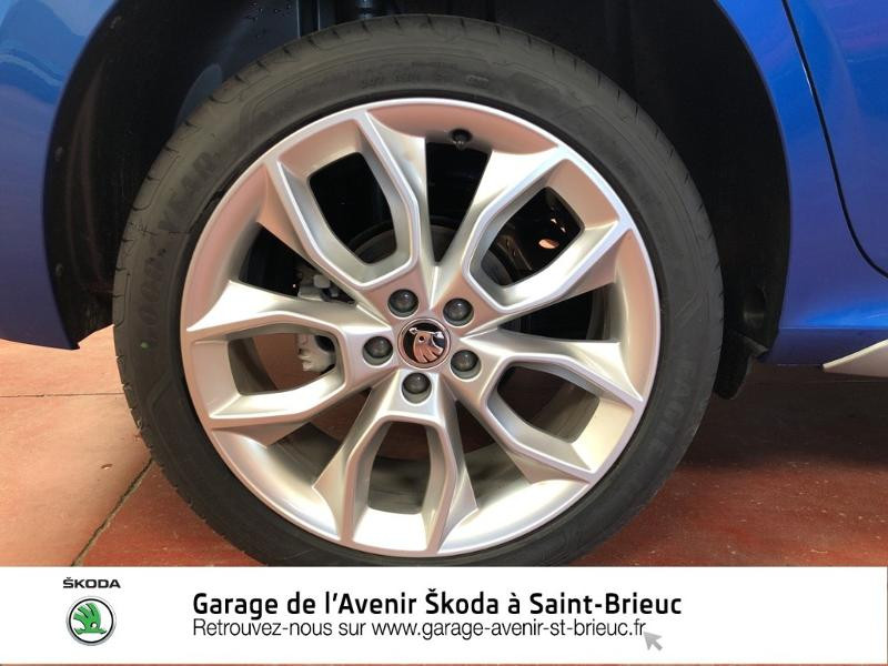 Photo 12 de l'offre de SKODA Kamiq 1.5 TSI 150ch Style DSG7 à 26990€ chez Garage de l'Avenir - SKODA Saint Brieuc