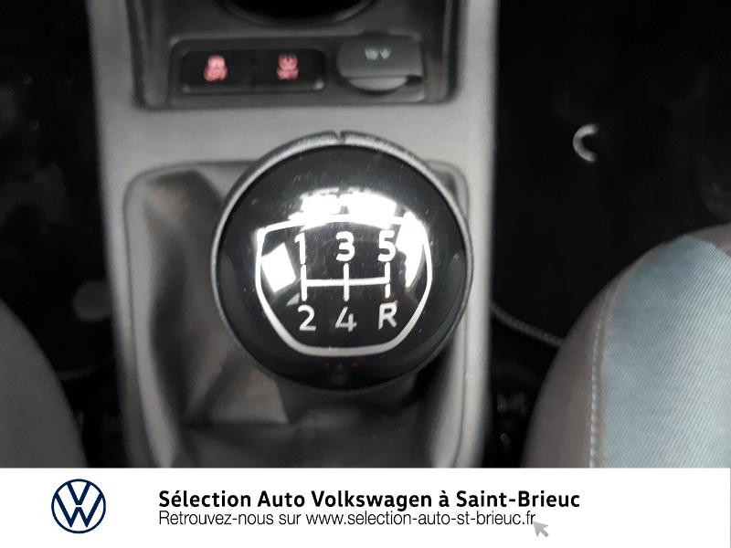 Photo 10 de l'offre de VOLKSWAGEN up! 1.0 60ch BlueMotion Technology IQ.Drive 5p Euro6d-T à 10990€ chez Garage de l'Avenir - SKODA Saint Brieuc